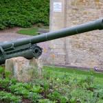 Tilly-sur-Seulles, canon antichar britannique