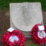 Tilly-sur-Seulles, stèle 24th Lancers