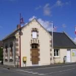 Touffréville, mairie