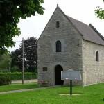 Saint-Martin-de-Fontenay - Verrières, chapelle commémorative