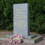 Verson, stèle 43rd Infantry Division