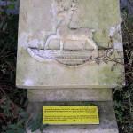 Ver-sur-Mer, stèle 86th (Hertfordshire Yeomanry) Field Regiment RA