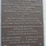 Vierville-sur-Mer, monument National Guard
