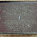 Vierville-sur-Mer, plaque Aquatint Operation