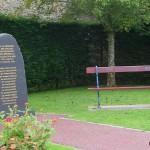 Villers-sur-Mer, monument soldats britanniques