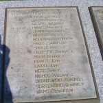 Vire, monument 29th Infantry Division