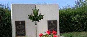 Anisy, monument lettrine