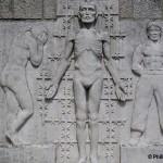 Argentan, monument de la Résistance et de la Déportation