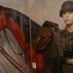 Arromanches Liberators Museum Normandy 1944, sous-officier allemand