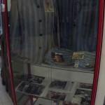 Arromanches Liberators Museum Normandy 1944, tenue de déporté politique