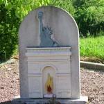 Aubusson, stèle 60e anniversaire