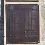 Audrieu, monument Royal Winnipeg Rifles