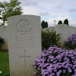 Banneville-la-Campagne, cimetière britannique