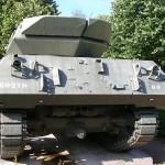 Bayeux musée de la Bataille de Normandie, Tank Destroyer M10