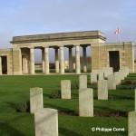 Bretteville-sur-Laize Cintheaux, cimetière canadien