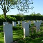 Chouain Jerusalem, cimetière britannique