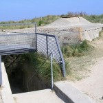 Courseulles-sur-Mer, Centre Juno Beach, les fortifications