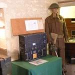 Creully, musée de la radio