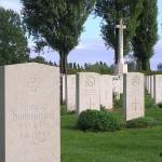Douvres-la-Délivrande, cimetière britannique