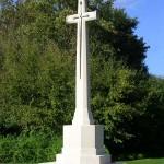 Hermanville-sur-Mer, cimetière britannique