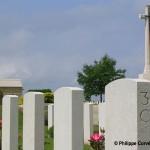 Hottot-les-Bagues, cimetière britannique