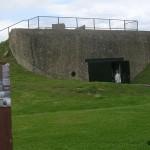 Merville-Franceville, musée de la Batterie