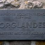 Orglandes, cimetière allemand