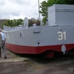 Ouistreham, le Grand bunker musée du Mur de l'Atlantique, LCM
