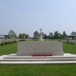 Ranville, cimetière britannique