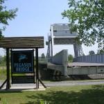 Ranville, mémorial Pegasus, Pegasus bridge