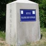 Ranville, mémorial Pegasus