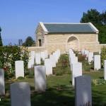 Reviers Bény-sur-Mer, cimetière canadien