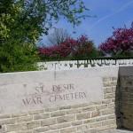 Saint-Désir, cimetière britannique