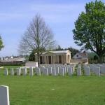 Saint-Manvieu-Norrey, cimetière britannique