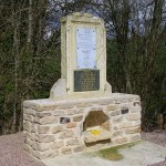 Belfonds, monument Résistants et aviateurs américains