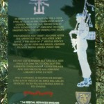 Bénouville, panneau 1st Special Service Brigade