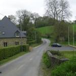 Cerisy-la-Forêt, le moulin des Rondelles