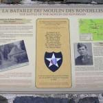 Cerisy-la-Forêt, monument Private Theodore Mister