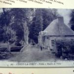 Cerisy-la-Forêt, le moulin des Rondelles en 1944