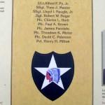 Cerisy-la-Forêt, monument soldats 2nd Infantry Division