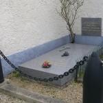Courseulles-sur-Mer, tombe Leo Gariepy