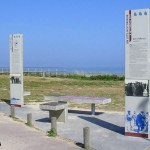Courseulles-sur-Mer, monument Français du Jour J