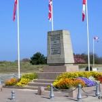 Courseulles-sur-Mer, monument de la Libération