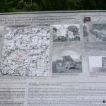 Crépon, panneau 69th Infantry Brigade