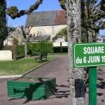 Ecouché, monument victimes civiles