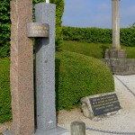 Foucarville, monument Continental Central Enclosure n°19