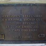 Fresville, stèle 505th Parachute Infantry Regiment