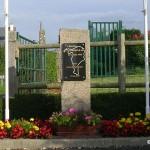 La Bonneville, stèle Libérateurs