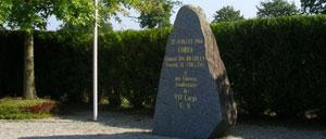 La Chapelle-en-Juger, monument lettrine