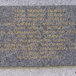 La Haye-du-Puits, monument 79th Infantry Division